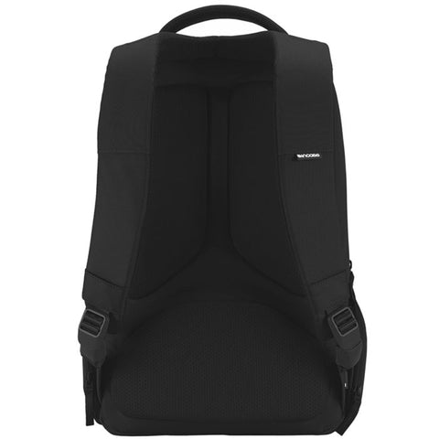 Syntricate Australia the best official online store and authorized distributor for Incase Icon Slim Backpack Bag For Macbook - Black colour. Free shipping Australia wide express!
