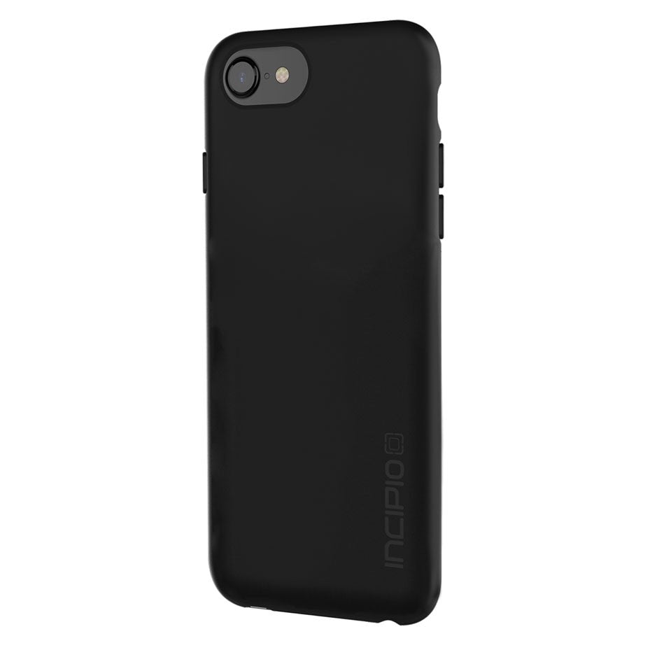detailed look dc0d1 94baa INCIPIO GHOST QI WIRELESS CHARGING CASE FOR IPHONE 7/6S/6 - BLACK