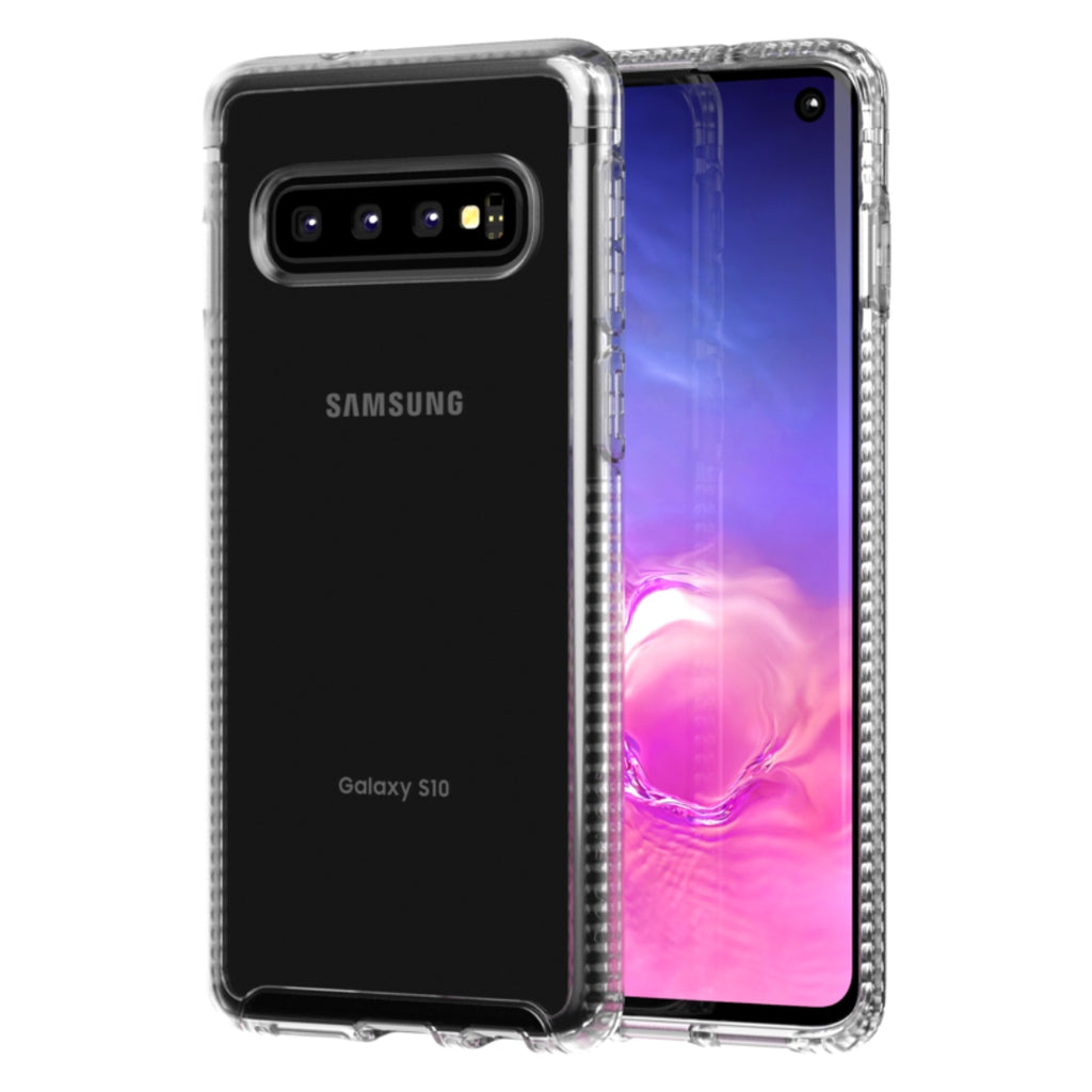 Shop Australia stock TECH21 PURE CRYSTAL CLEAR BULLET SHIELD CASE FOR GALAXY S10 PLUS (6.4-INCH)- CLEAR with free shipping online. Shop TECH21 collections with afterpay Australia Stock