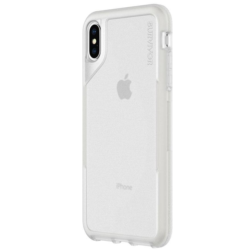 Shop Australia stock GRIFFIN SURVIVOR ENDURANCE CASE FOR IPHONE XS MAX - CLEAR/GRAY with free shipping online. Shop GRIFFIN collections with afterpay Australia Stock