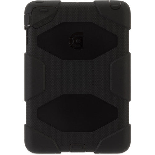 Shop Australia stock GRIFFIN SURVIVOR ALL-TERRAIN RUGGED CASE FOR iPAD  MINI 3/2/1 -BLACK with free shipping online. Shop Griffin collections with afterpay Australia Stock