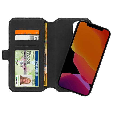 Shop Online wallet case leather cover for iphone 12 pro max 2020 from 3sixt Australia biggest online Case & Accessories