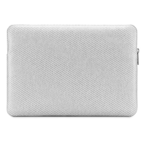 incase slim sleeve with diamond ripstop for macbook air 13 inch - grey