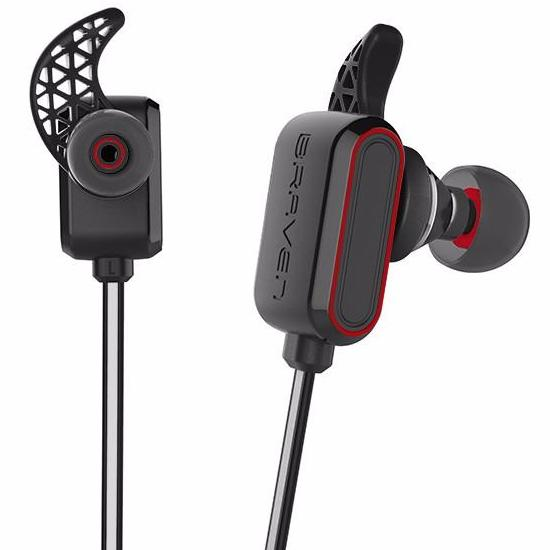 store to buy BRAVEN FLYE SPORT REFLECT WIRELESS WATER-RESISTANT EARBUDS - GREY/RED australia Australia Stock