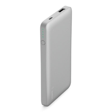 Shop Australia stock BELKIN POCKET POWER 5K MAH POWER BANK (PORTABLE CHARGER) - SILVER with free shipping online. Shop Belkin collections with afterpay