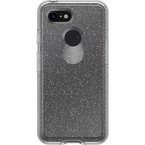 Place to buy SYMMETRY CLEAR SLIM CASE FOR GOOGLE PIXEL 3 XL - STARDUST FROM OTTERBOX  online in Australia free shipping & afterpay.