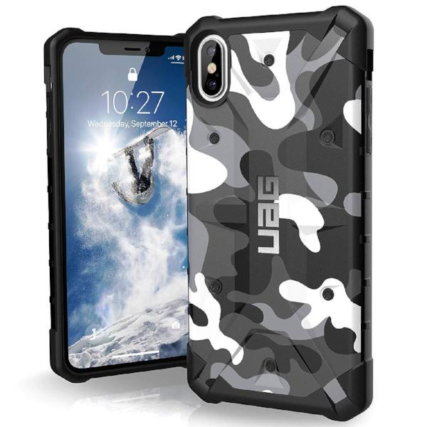Grab it fast while stock last PATHFINDER SE CAMO CASE FOR IPHONE XS MAX - ARCTIC from UAG with free shipping Australia wide.