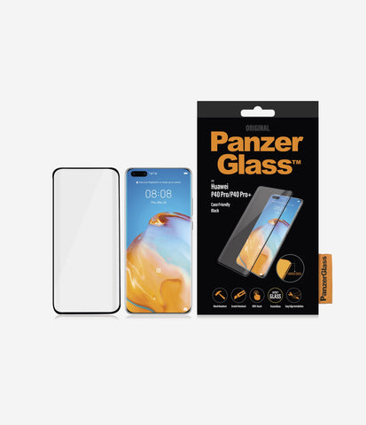 best clear screen protector for huawei p40 pro plus tempered glass from panzerglass australia. shop online with afterpay payment and free shipping at syntricate