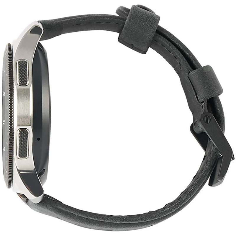 Shop Australia stock UAG Leather Watch Strap For Galaxy Watch Band 46mm/Gear S3 Frontier & Classic - Black with free shipping online. Shop UAG collections with afterpay Australia Stock