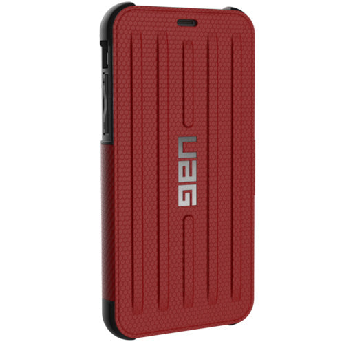 Shop Australia stock UAG METROPOLIS CARD FOLIO CASE FOR iPHONE XS/X - MAGMA with free shipping online. Shop UAG collections with afterpay Australia Stock