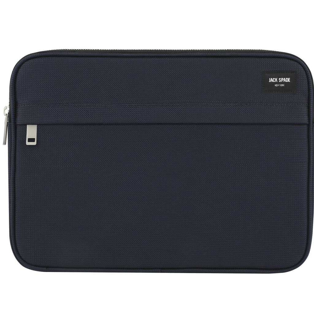 lift ups style with compact jack spade new york universal sleeve for macbook upto 15 inch - luggage nylon navy. Free express shipping australia wide. Australia Stock