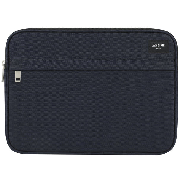 lift ups style with compact jack spade new york universal sleeve for macbook upto 15 inch - luggage nylon navy. Free express shipping australia wide.