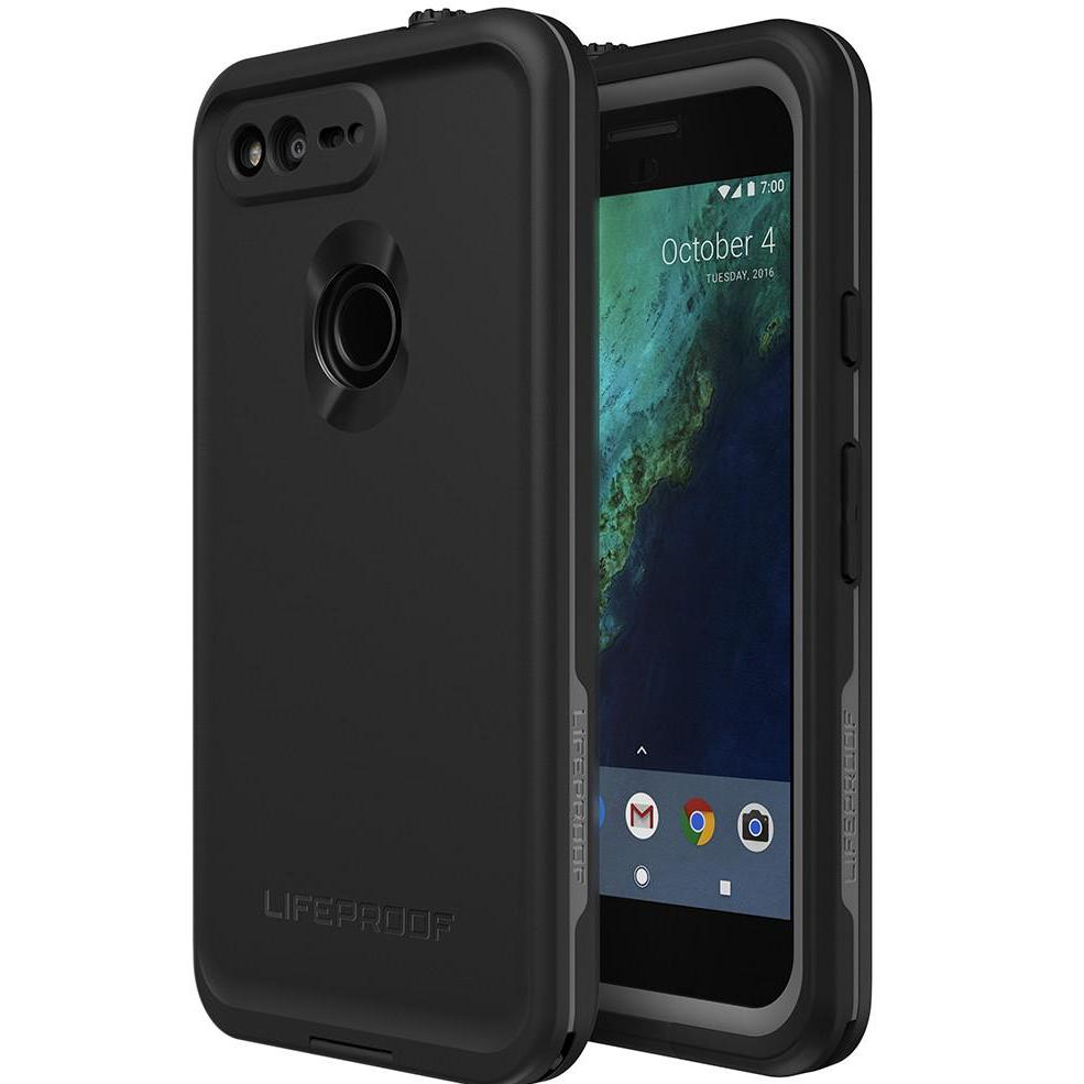 new style 0fdf6 c7310 LifeProof Fre Waterproof Case for Google Pixel XL (5.5 inch) - Black