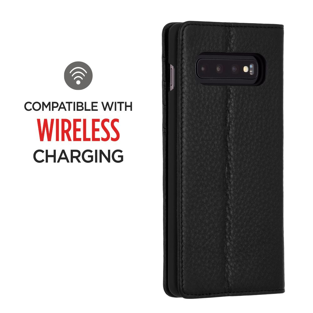 Shop Australia stock CASEMATE WALLET FOLIO CASE FOR GALAXY S10 PLUS (6.4-INCH) - BLACK with free shipping online. Shop Casemate collections with afterpay Australia Stock