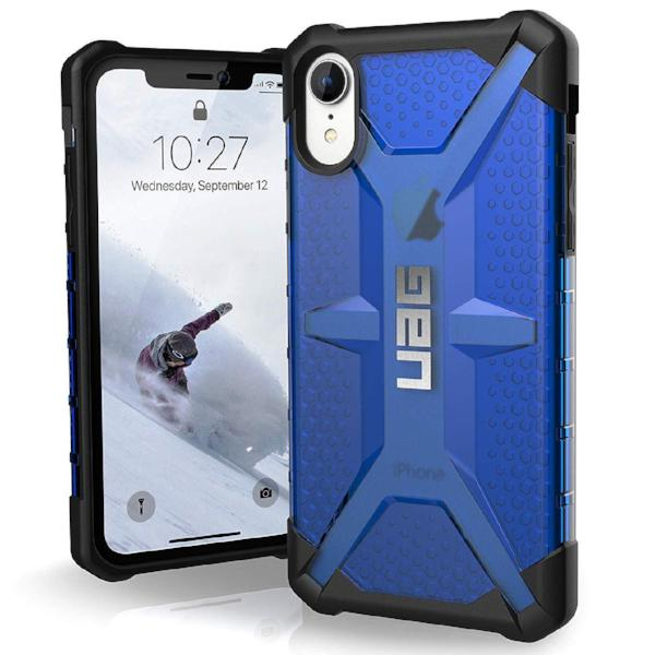 blue case for iphone xr australia with drop proof technology. buy online at sytricate and enjoy afterpay payment with interest free.
