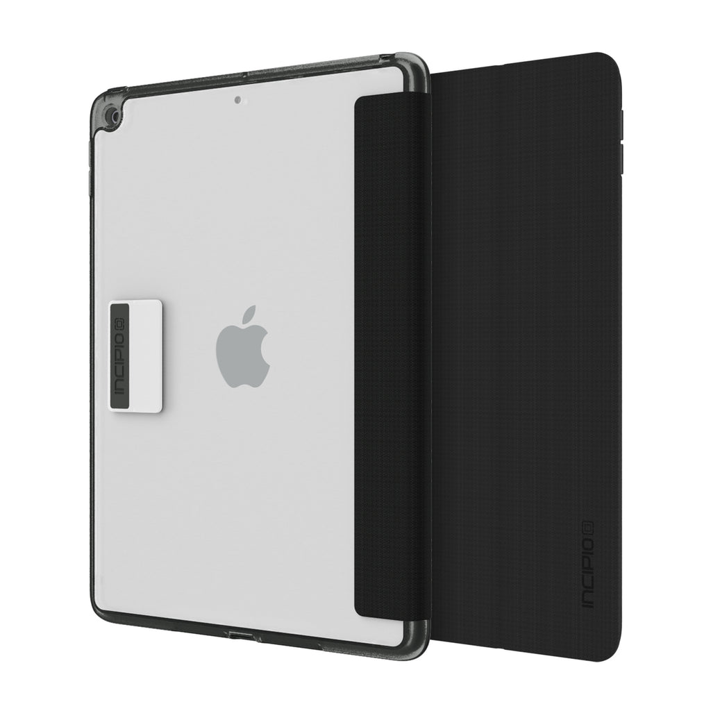Where place to buy with best deals and price from authorized distributor and official online store for Incipio Octane Pure Co-Molded Impact Absorbing Folio Case For Ipad 9.7 (2017) -Clear/Black. Free express shipping Australia wide only on Syntricate. Australia Stock