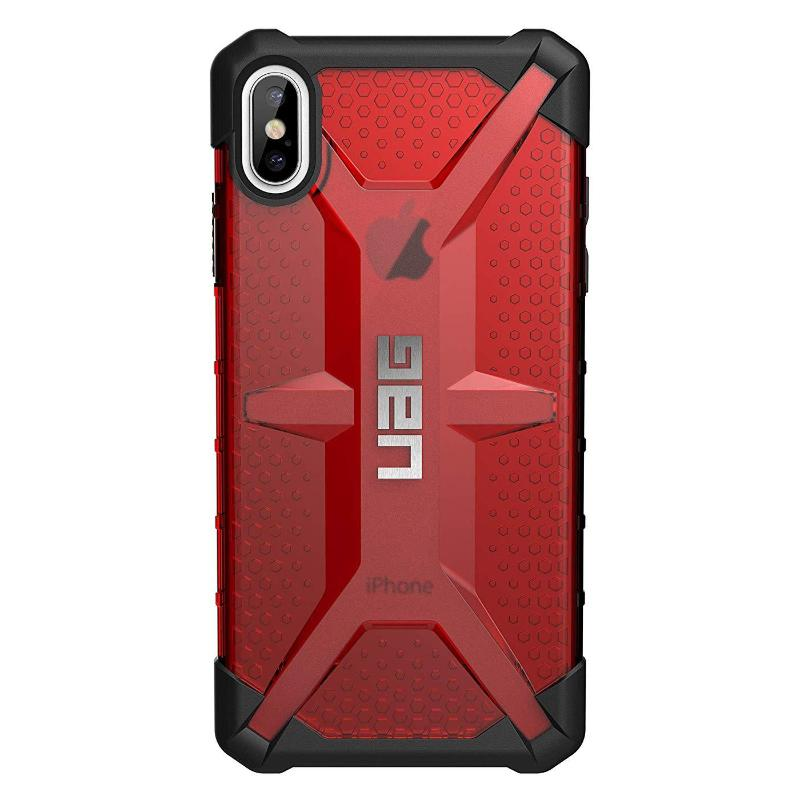 Shop now the new Urban Armour Gear Red Cobalt iPhone XS max case Australia Stock