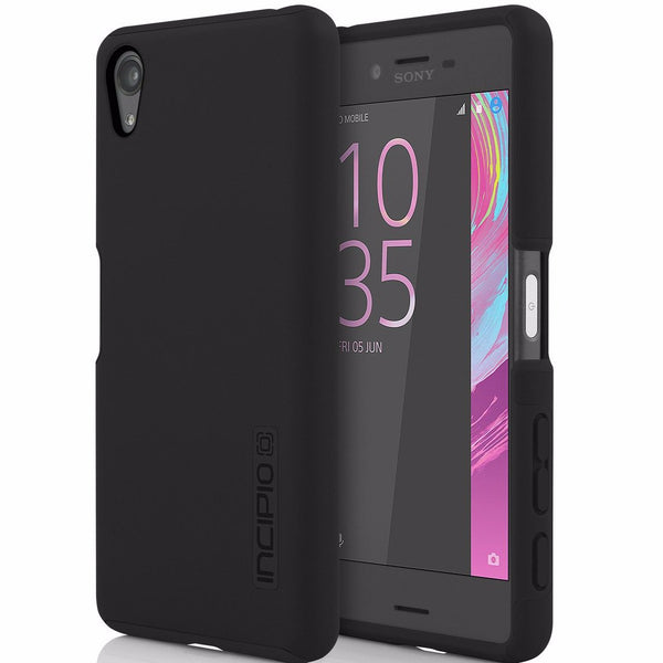 Where place to buy genuine and authentic Incipio DualPro Case for Sony Xperia X Performance - Black. Free express shipping Australia wide from authorized distributor and trusted official online store Syntricate.