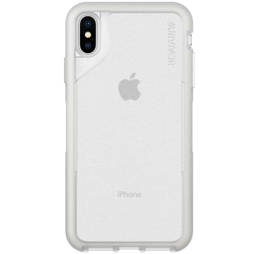 Get the latest SURVIVOR ENDURANCE CASE FOR IPHONE XS MAX - CLEAR/GRAY From GRIFFIN with free shipping online. Australia Stock