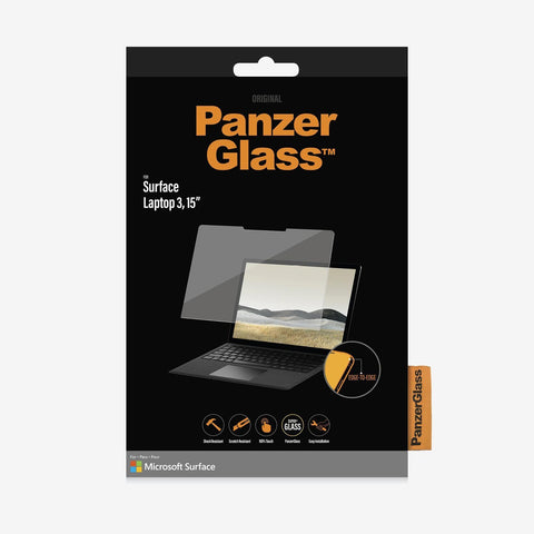 buy online local stock screen protector from panzerglass for surface laptop 3