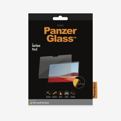 place to buy online tempered glass surface pro x screen protector from panzerglass with afterpay payment