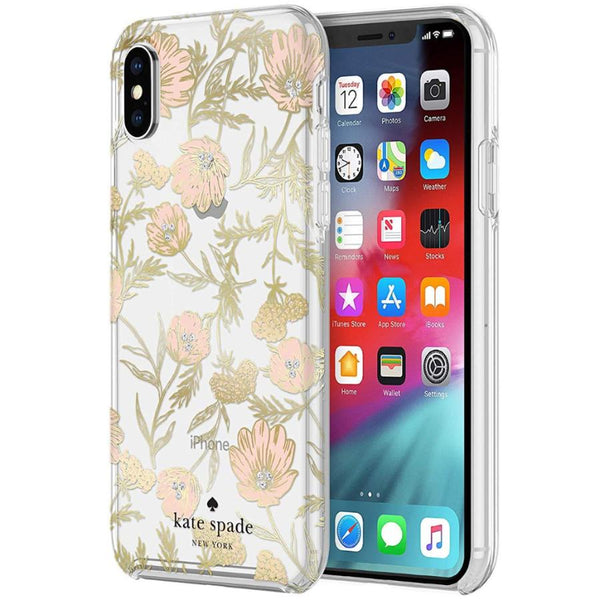 Get the latest PROTECTIVE HARDSHELL CASE FOR IPHONE XS MAX - BLOSSOM FROM KATE SPADE NEW YORK with free shipping online.