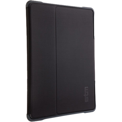 Shop Australia stock STM DUX RUGGED FOLIO CASE FOR IPAD MINI 3/2/1 - BLACK with free shipping online. Shop STM collections with afterpay Australia Stock