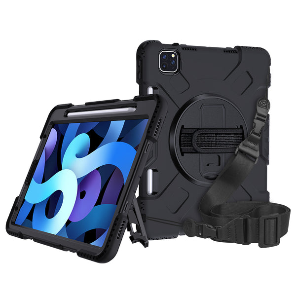 Get the latest ruged case with taipan silicon material and black minimalist design for ipad air 4th gen the authentic accessories with afterpay & Free express shipping.