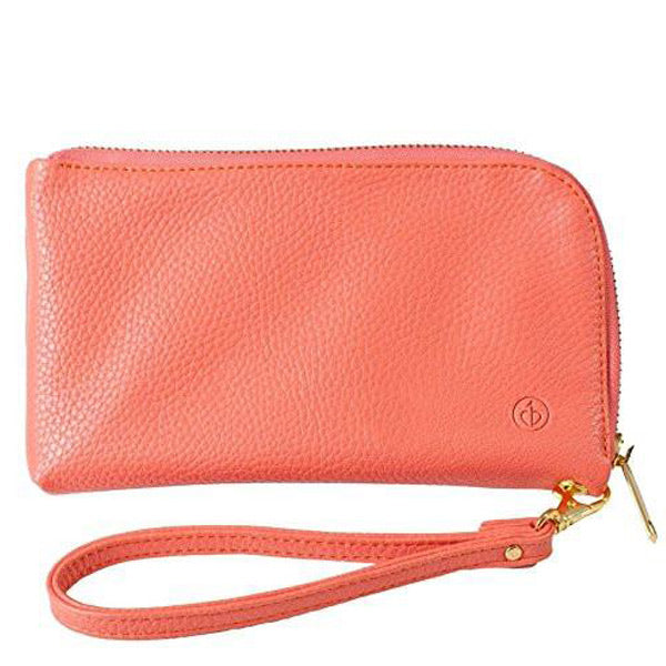 place to get Chic Buds Clutchette Power Portable Charger Charging Purse for Universal - Coral australia