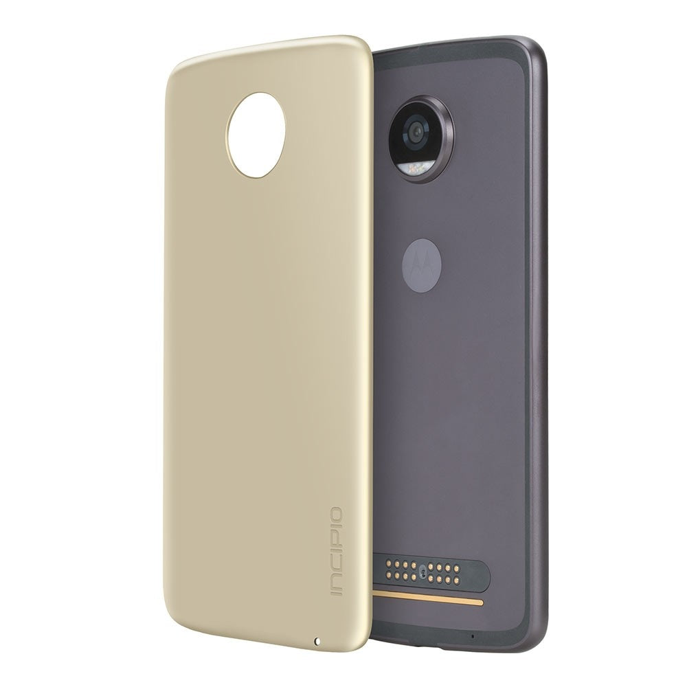 Shop Australia stock INCIPIO INTERCHANGEABLE BACK PLATE FOR MOTO Z2 FORCE/ Z2 PLAY - CHAMPAGNE with free shipping online. Shop Incipio collections with afterpay Australia Stock