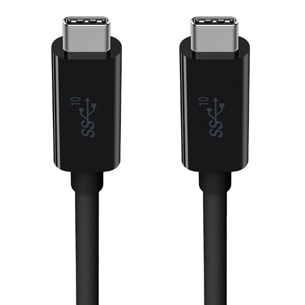 BELKIN USB-IF CERTIFIED 3.1 USB-C (USB TYPE C) to USB TYPE C CABLE- 0.9 METERS