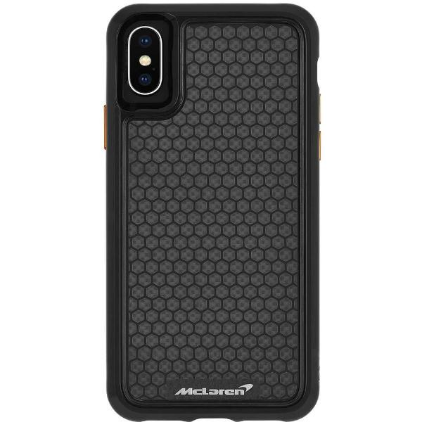 new style 6a63f 9fa4f CASEMATE MCLAREN CARBON FIBER CASE FOR IPHONE XS MAX - BLACK