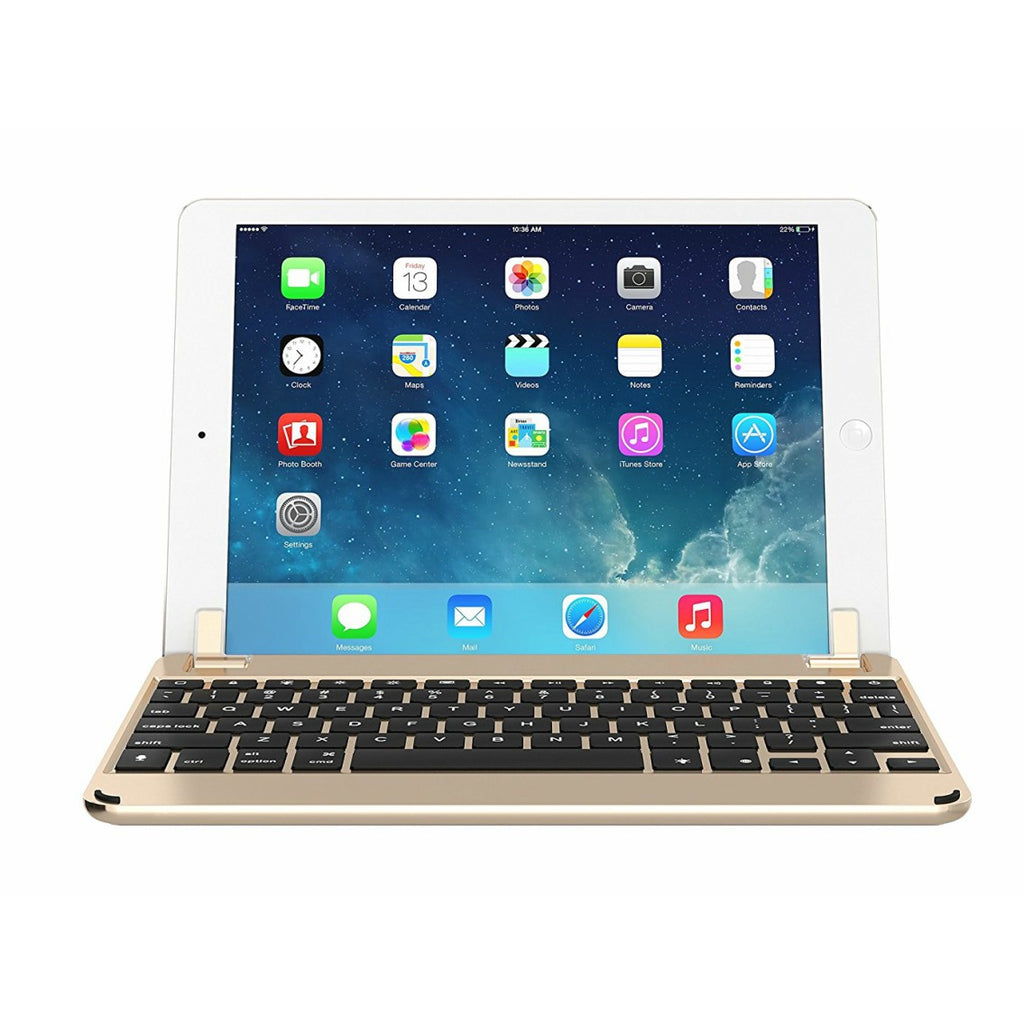 BRYDGE 9.7 BLUETOOTH KEYBOARD FOR iPAD 9.7(6TH/5TH GEN)/PRO 9.7/AIR 2 - GOLD Australia Stock