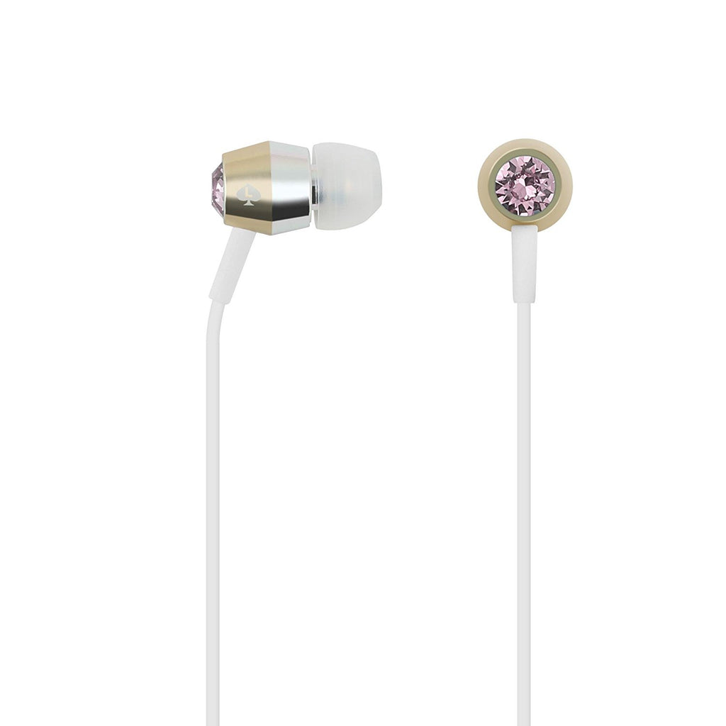 Shop Australia stock KATE SPADE NEW YORK CRYSTAL EARBUDS - VINTAGE ROSE/GOLD/SILVER/WHITE with free shipping online. Shop Kate Spade New York collections with afterpay Australia Stock