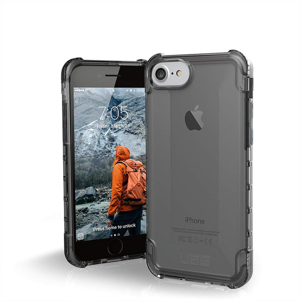 iphone 8/7/6s/6 clear outdoor case from urban armor gear