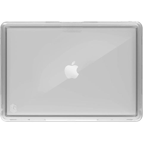 Get the latest rugged case from STM with transparent cover customized for Macbook pro 13. Now comes with free shipping Australia wide.