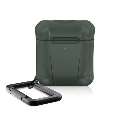 buy online rugged case for apple airpods 1/2 gen from itskins with afterpay payment