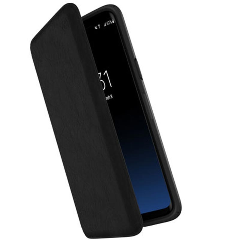 Shop Australia stock SPECK PRESIDIO IMPACTIUM LEATHER FOLIO CASE FOR GALAXY S9 - BLACK with free shipping online. Shop Speck collections with afterpay Australia Stock