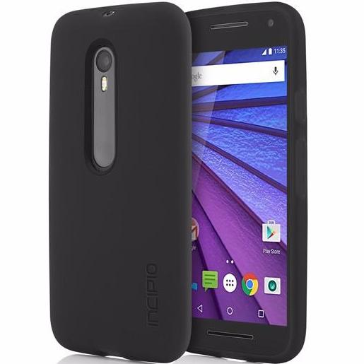 The one and only place to shop and buy genuine and authentic Incipio NGP Case for Motorola Moto G (3rd Gen) - Black. Free express shiping Australia wide only on Syntricate.
