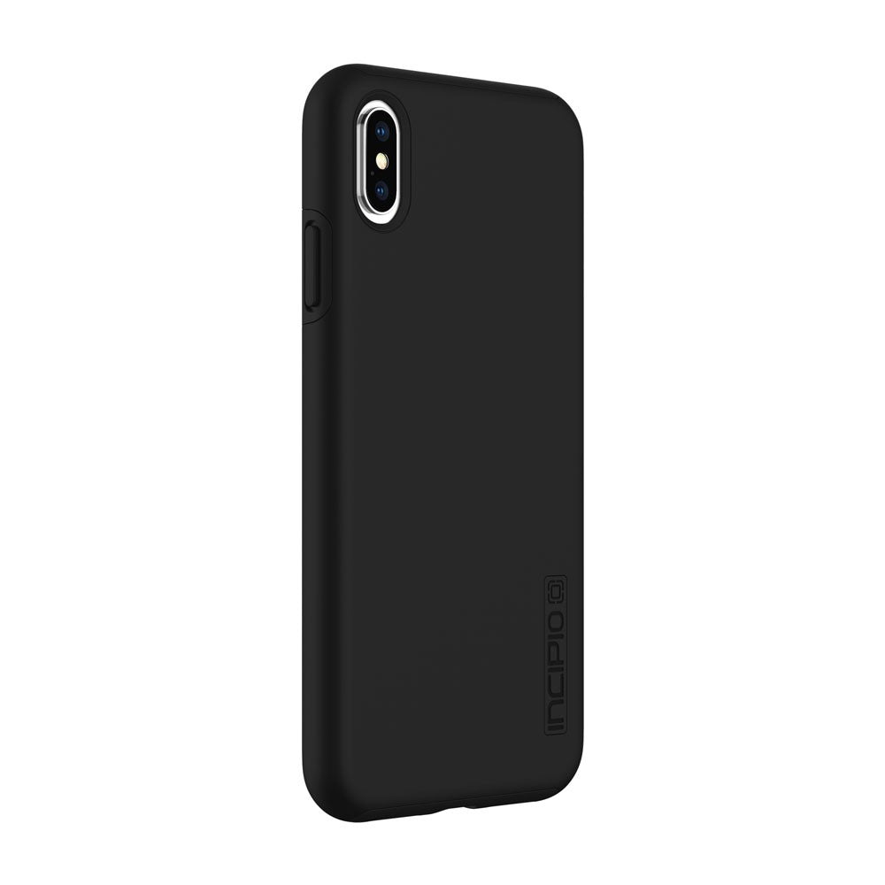 Shop Australia stock INCIPIO DUALPRO DUAL LAYER PROTECTIVE CASE FOR IPHONE XS MAX - BLACK with free shipping online. Shop Incipio collections with afterpay Australia Stock