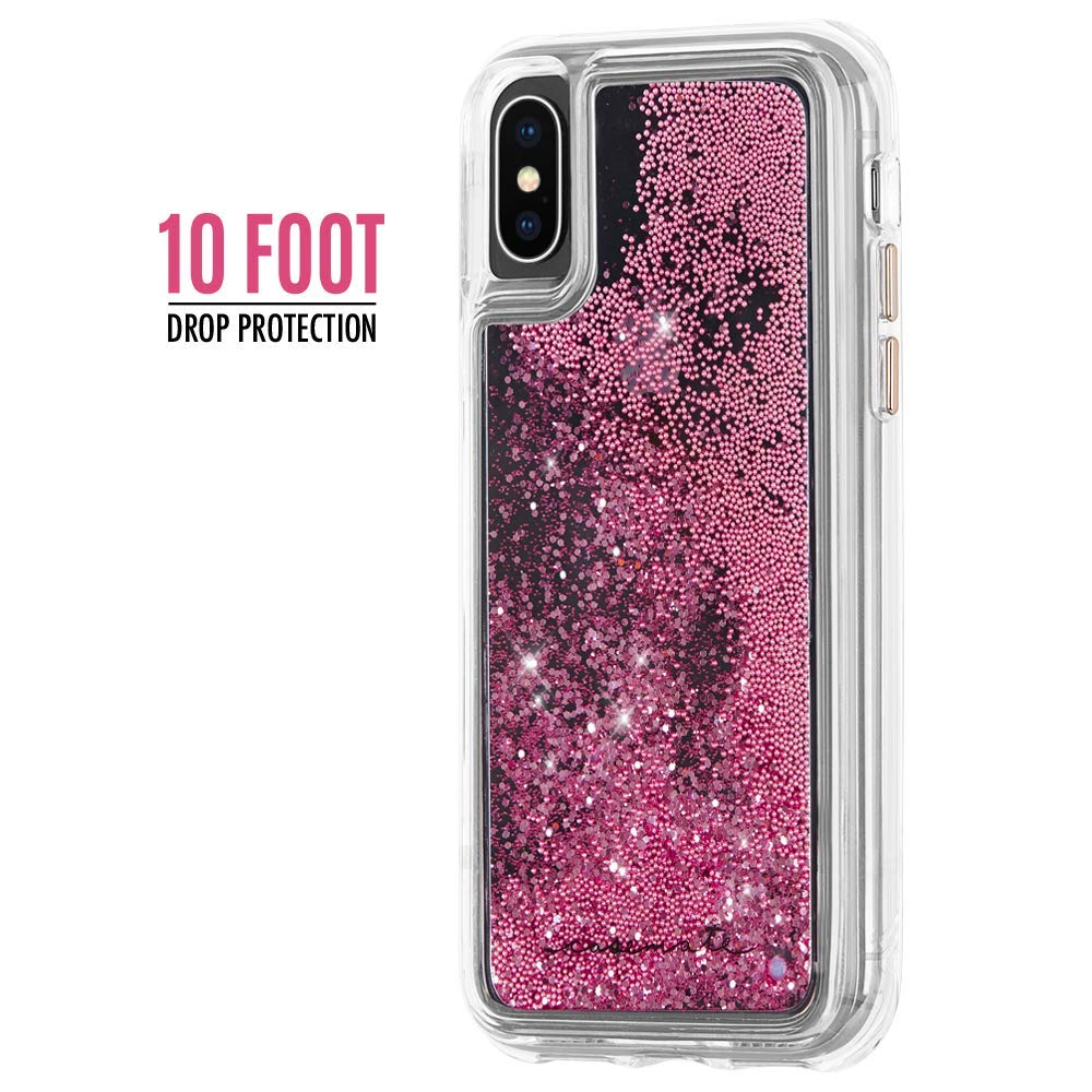 Shop Australia stock CASEMATE WATERFALL GLITTER CASE FOR IPHONE XS MAX- ROSE GOLD with free shipping online. Shop Casemate collections with afterpay Australia Stock