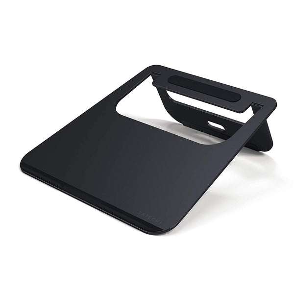 Shop Australia stock SATECHI SATECHI ALUMINIUM PORTABLE LAPTOP STAND FOR MACBOOK MATTE BLACK COLOUR with free shipping online.