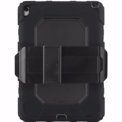Shop Australia stock GRIFFIN SURVIVOR ALL-TERRAIN CASE FOR iPAD PRO 10.5 - BLACK/BLACK with free shipping online. Shop Griffin collections with afterpay