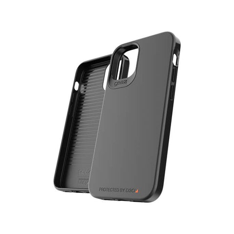 "Get the latest iPhone 12 Pro/12 (6.1"") GEAR4 Holborn Slim D30 Rugged Case - Black Online local Australia stock."
