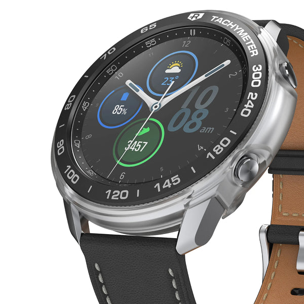 look more stylish with Ringke air sports case for galaxy watch 3, more tough with aluminum bezel, buy online at syntricate with free express Australia shipping.