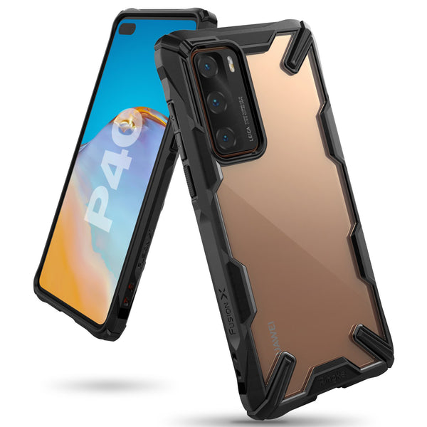 RINGKE Fusion-X Rugged Slim Case For Huawei P40 5G (6.1