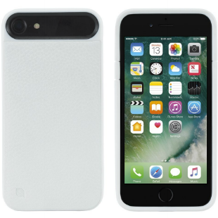 Incase Icon II Pebbled Leather TENSAERLITE Case for iPhone 8/7 - White