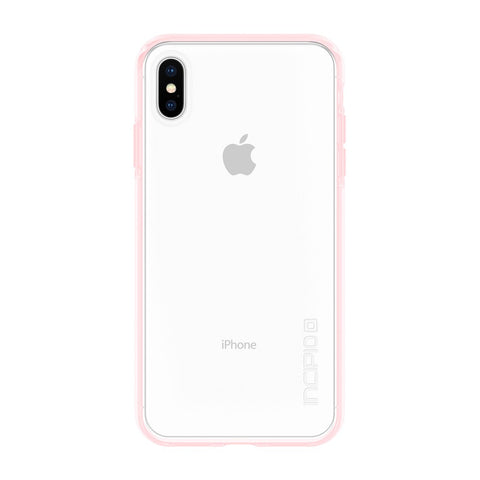 Shop off your new iPhone XS Max with this new pink clear case from Incipio Octane pure series Australia stock