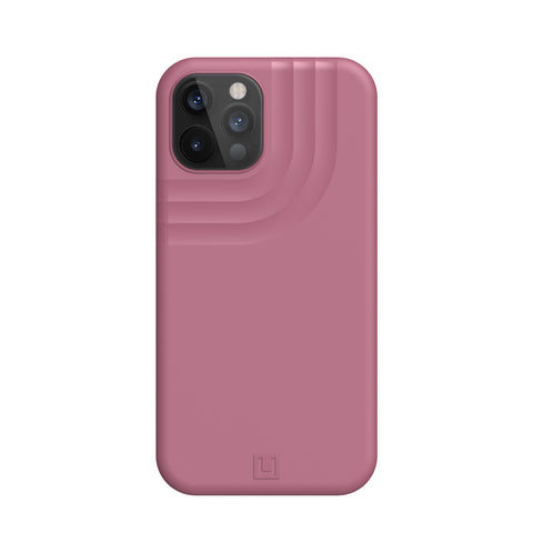 "Shop off your new iPhone 12 Pro Max (6.7"") UAG [U] Anchor Armor Shell Rugged Case - Dusty Rose with free shipping Australia wide."