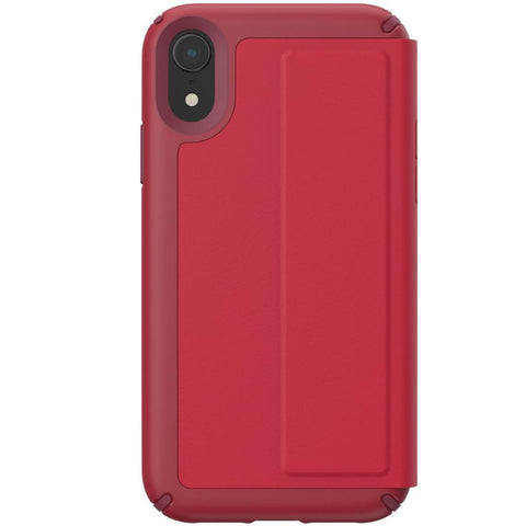 red folio case for iphone xr from speck. Shop from Australia biggest online store for iPhone xr & speck that Comes with free shipping, return warranty & afterpay payment